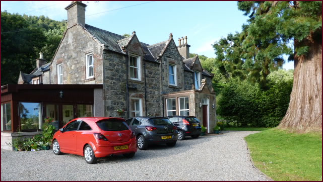 Kilmichael House Bed and Breakfast